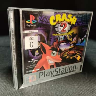 PlayStation Game Crash Bandicoot 2
