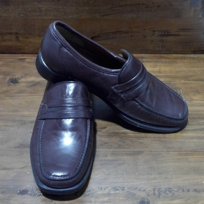 Mens  Pull On FLORSHEIM shoes Size 7 Brown