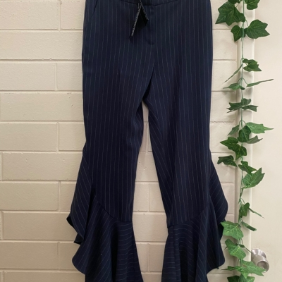 Forever New Womens Size 10 Navy Blue