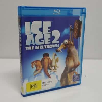 ICE AGE 2: THE MELTDOWN Blu-Ray