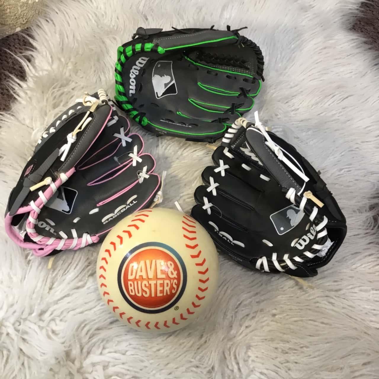 Wilson Baseball Mitts