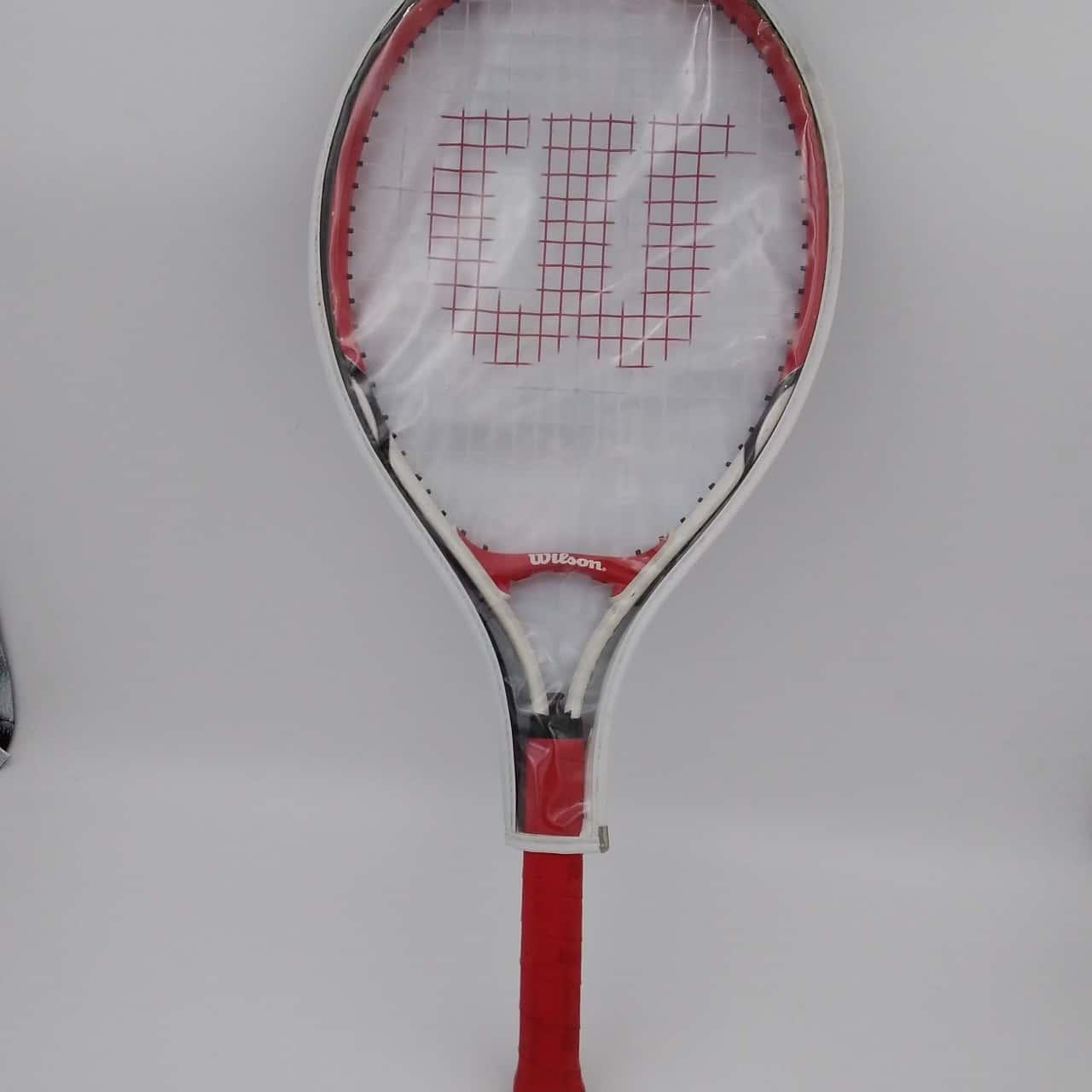 Wilson Rogerer Federer tennis raquet