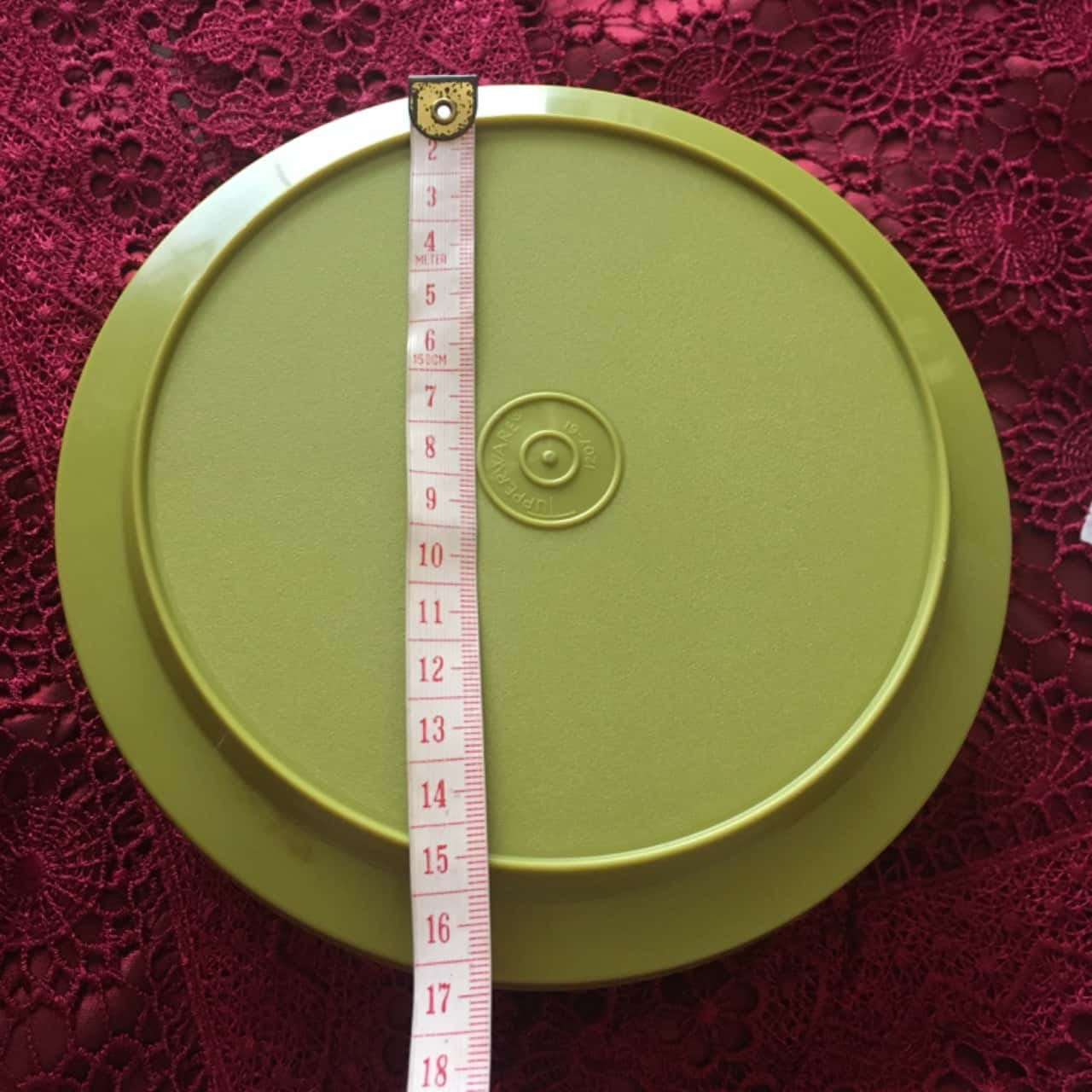 Tupperware Colourful Round Storage Containers - Set of 2