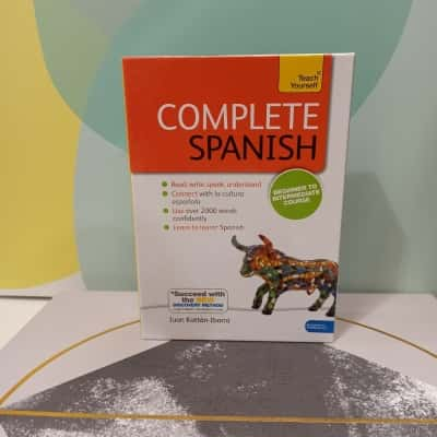 Complete Spanish By Juan Kattan- Ibarra