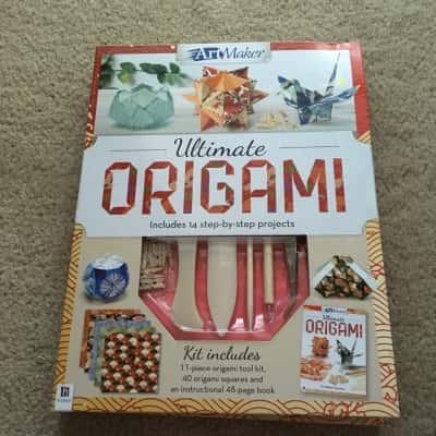 Origami Artmaker Kit Set, Brand New