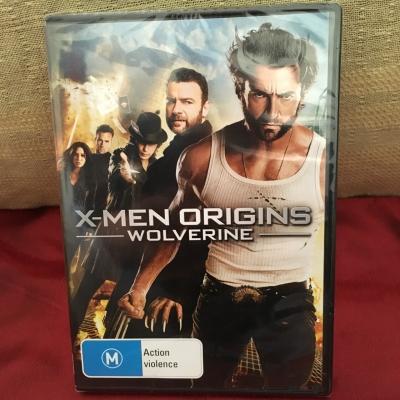 X-Men Origins Wolverine - Brand New DVD