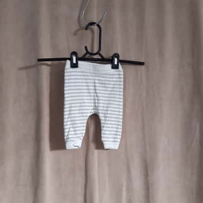 Country Road Kids  Size 000 Pants Grey/Striped/White