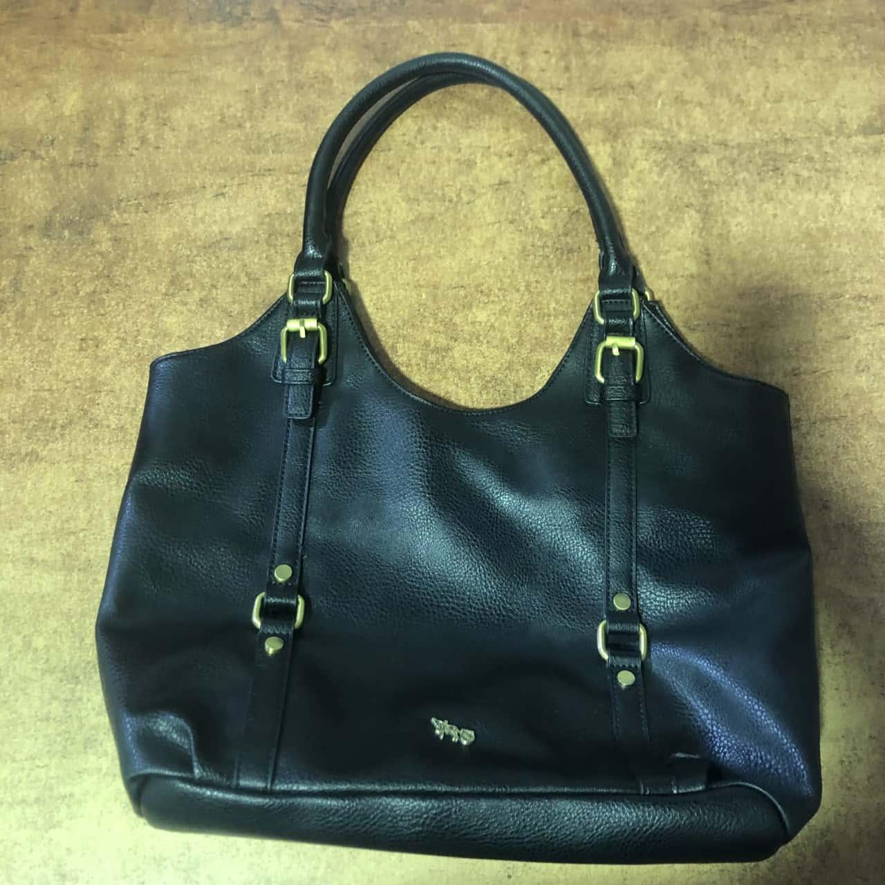 Womens Mathew & Julian Black Handbag