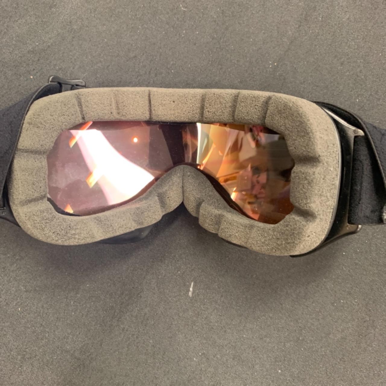 Goggles mirrors