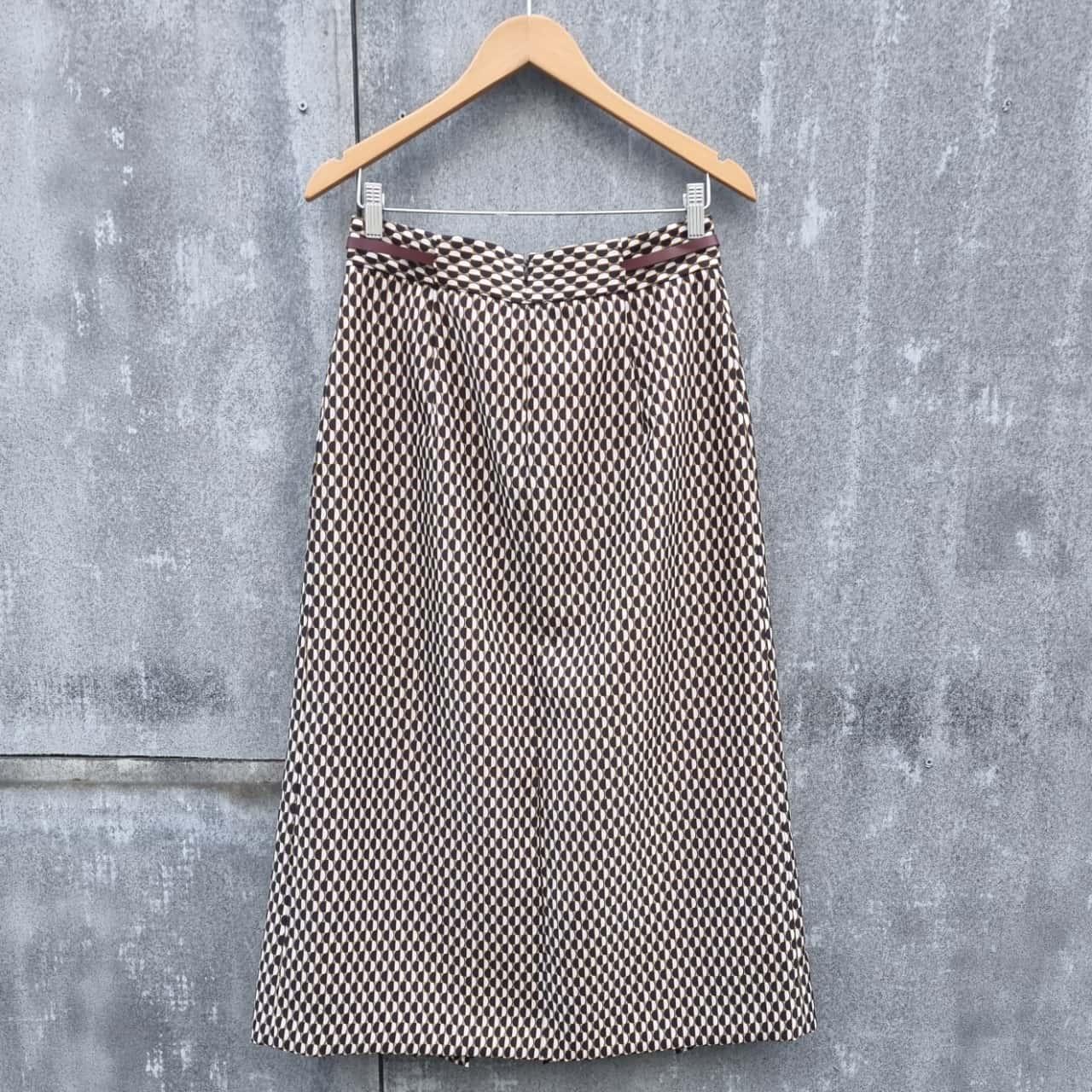 Zara Womens Vintage Skirt - Size L
