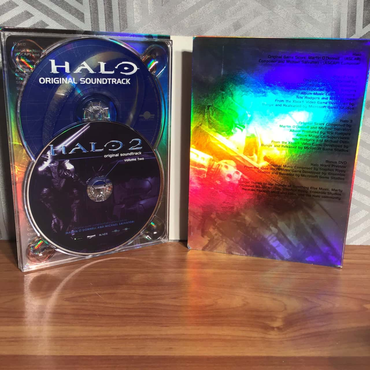 Halo Trilogy The Complete Soundtrack