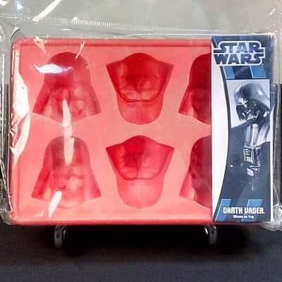 STAR WARS Darth Vader Silicone Ice Cube Tray