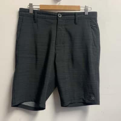 Ripcurl Men's Size 30 Shorts Grey