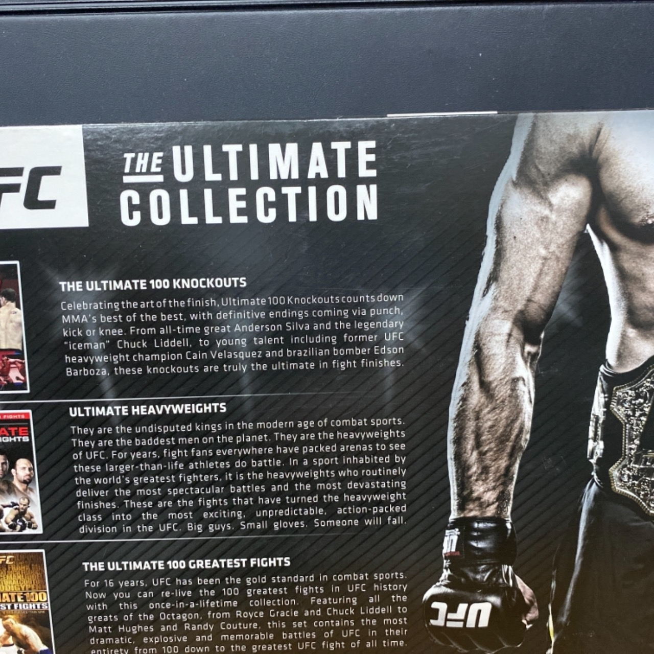 UFC the ultimate collection