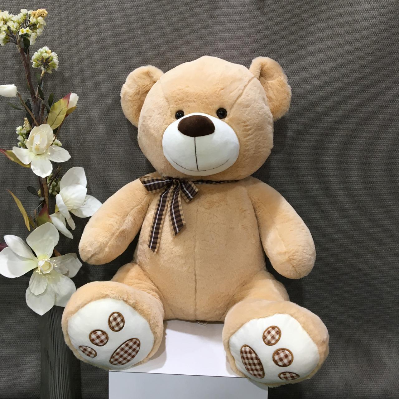 50% Off - Teddy Bear, Extra Large, Cream