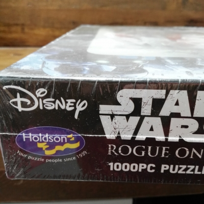 NEW UNOPENED 1000pcs Star Wars Rogue One Jigsaw Puzzle