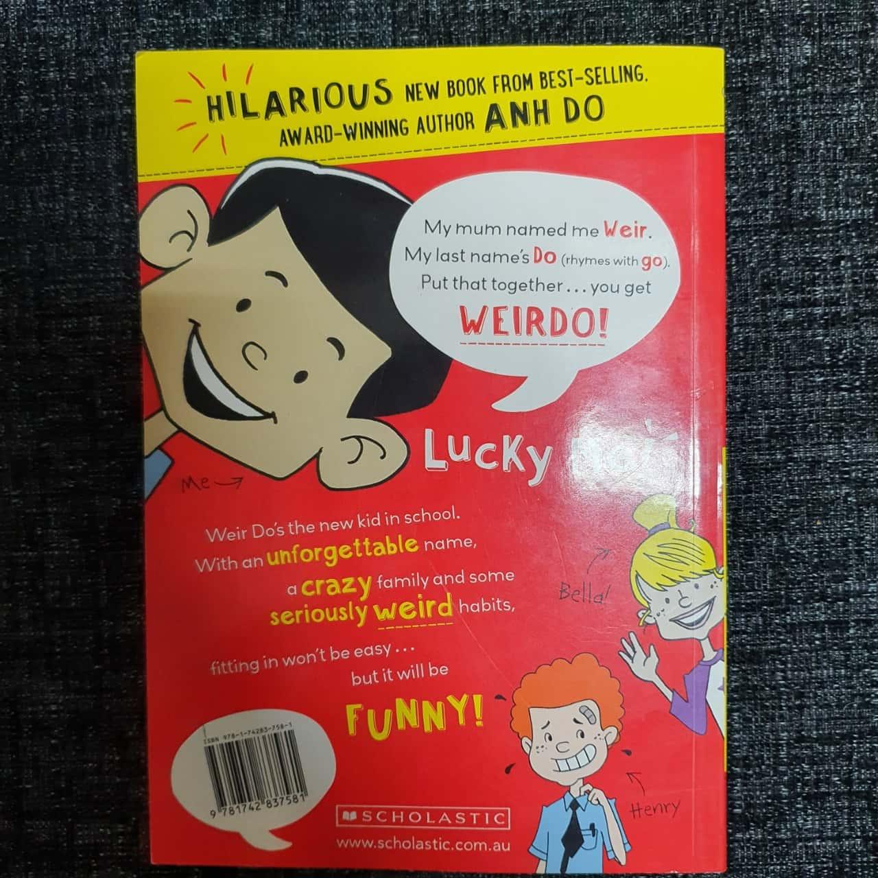 Anh Do Weirdo Series: 3 x Bookset