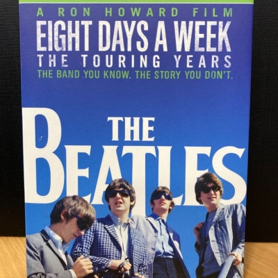 The Beatles the touring years DVD set