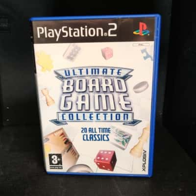 Play Station 2 Ultimate Board Game Collection