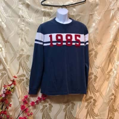 Tommy Hilfiger Mens  Size M Blue/Red/White
