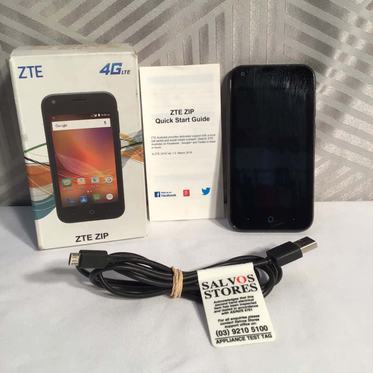ZTE BLADE A110 Mobile Phone