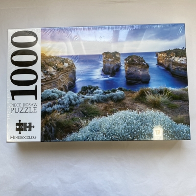 MindBogglers 1000 Piece Jigsaw Puzzle - New With Original Packaging