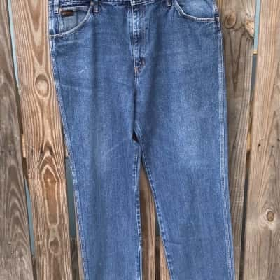 R.M.Williams Mens  Size 42 Straight Jeans Blue