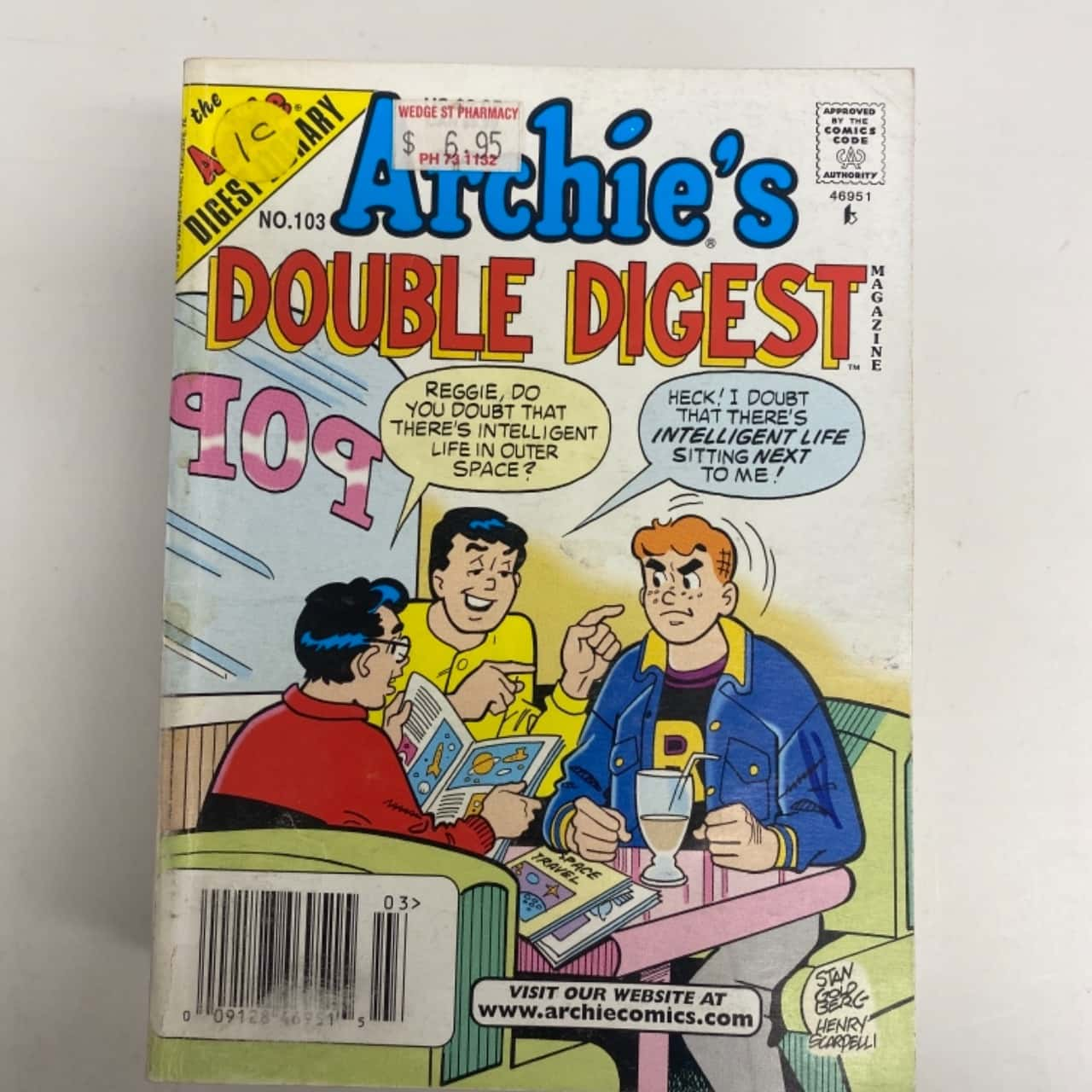 The Archie Digest Library 9 Comics