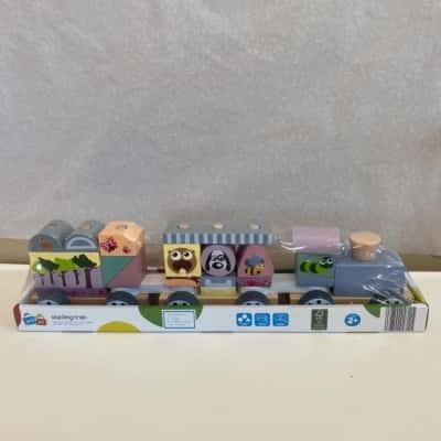 Jack 'N' Jill Stacking Train-New In Packaging