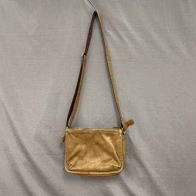 Strandbags Ladies Brown Leather Crossbody Bag