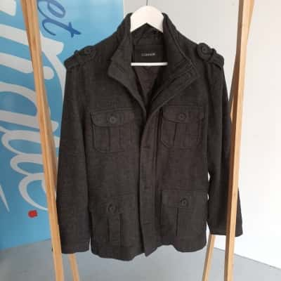 CONNOR Size M Mens Grey Jacket