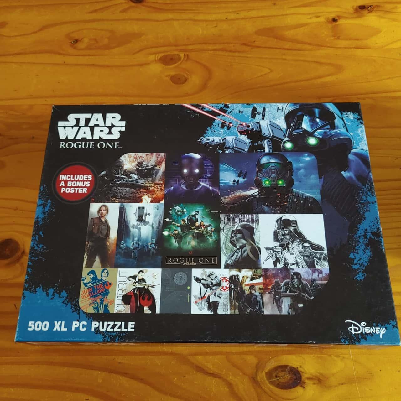 Star Wars Rogue One 500 Piece Jigsaw Puzzle