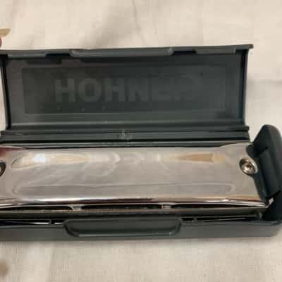 Hohner Harmonica - 580/20 Meisterklasse MS (Select key)