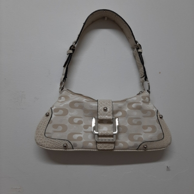 Guess Womens White Small bag