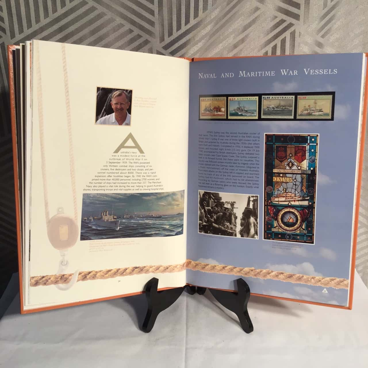 The Collection Of 1993 Australian Stamps Book