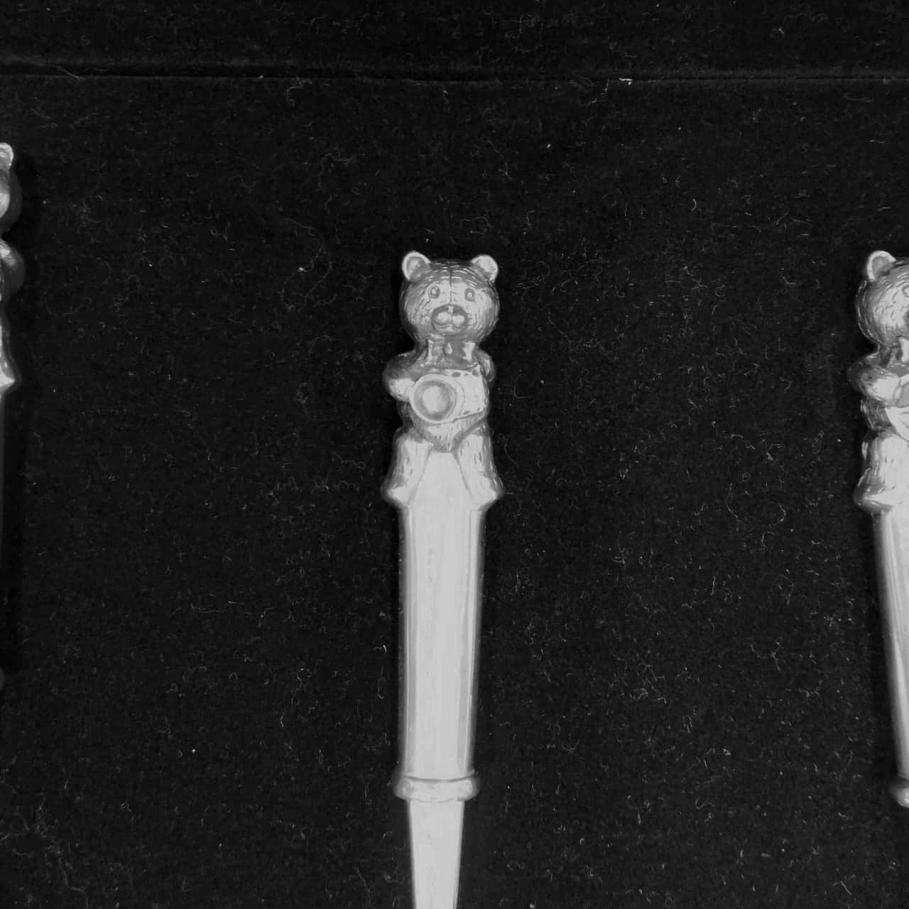 Christening/New Baby Cutlery Set