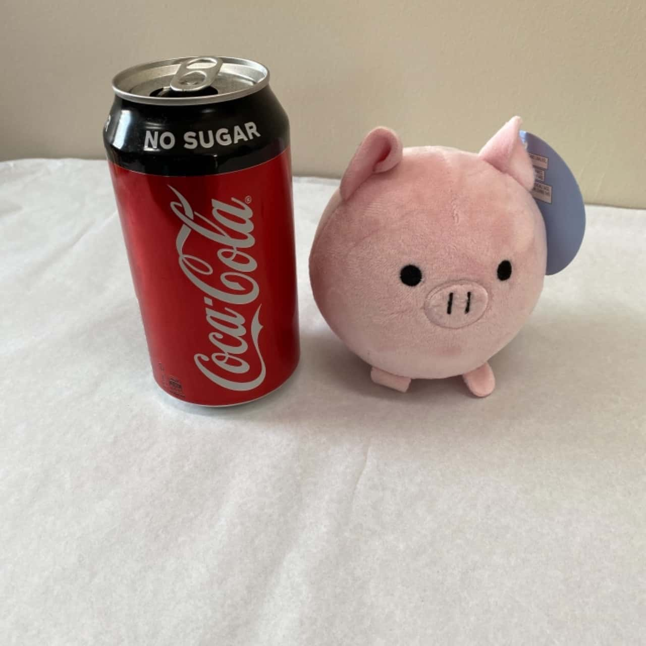 Squishy Plush, Squishy Foam Scented Plush Pig- New With Tags