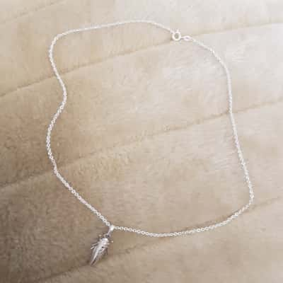 925 Womens Silver Necklace