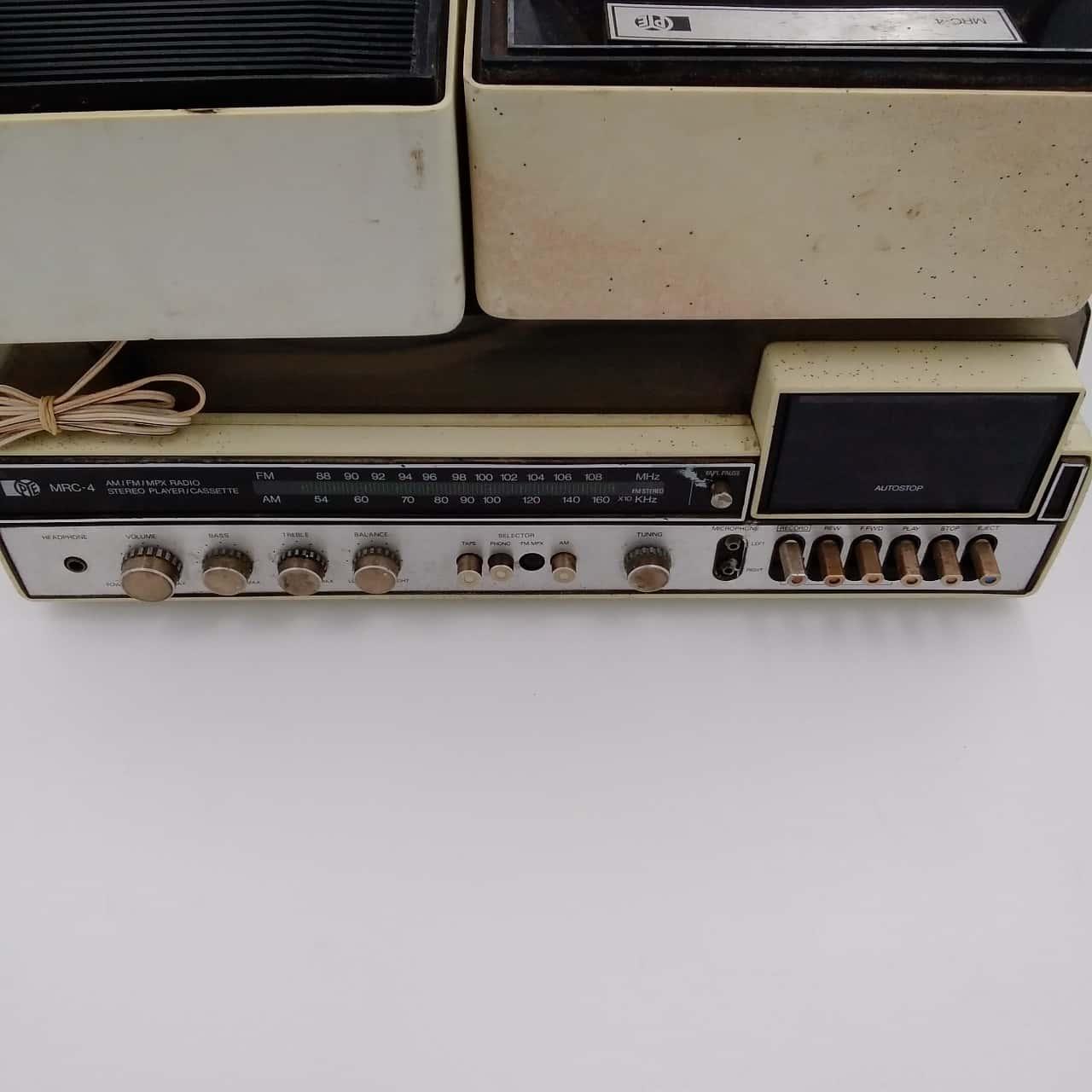 PYE MRC-4 RECORD PLAYER
