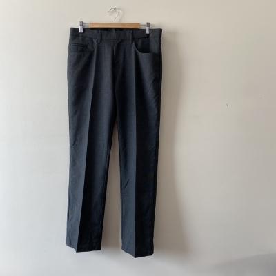 Kmart Mens Dress Pants Black /White