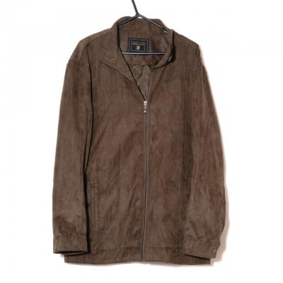 Enrico Rossi Mens  Size XL Winter Coat Brown