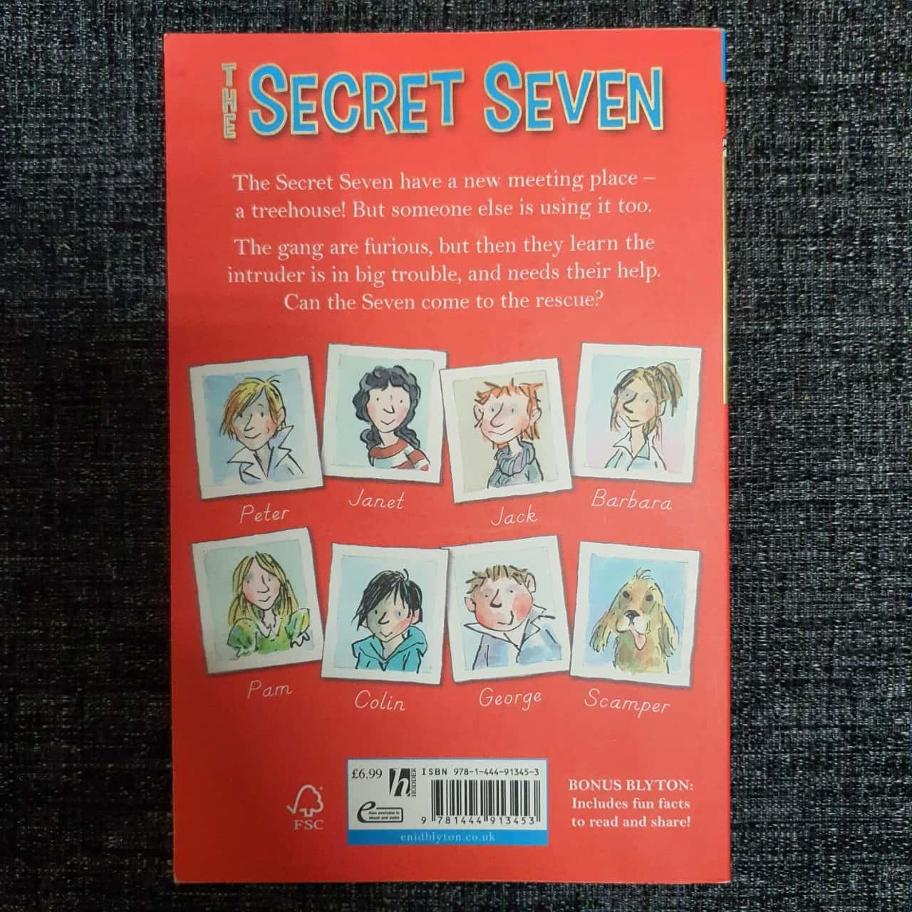 Enid Blyton *The Secret Seven* 3 book set