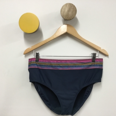 PrimaDonna Swim Womens Pink /Blue/Multicoloured Size XL Bikini Bottom