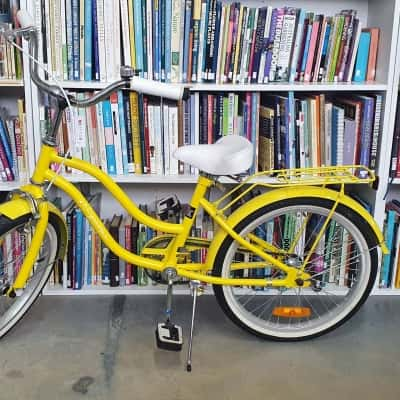 Yellow Cyclops Vintage Bike **Pick Up Only**