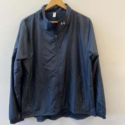 Under Armour Men's XL Black Jacket