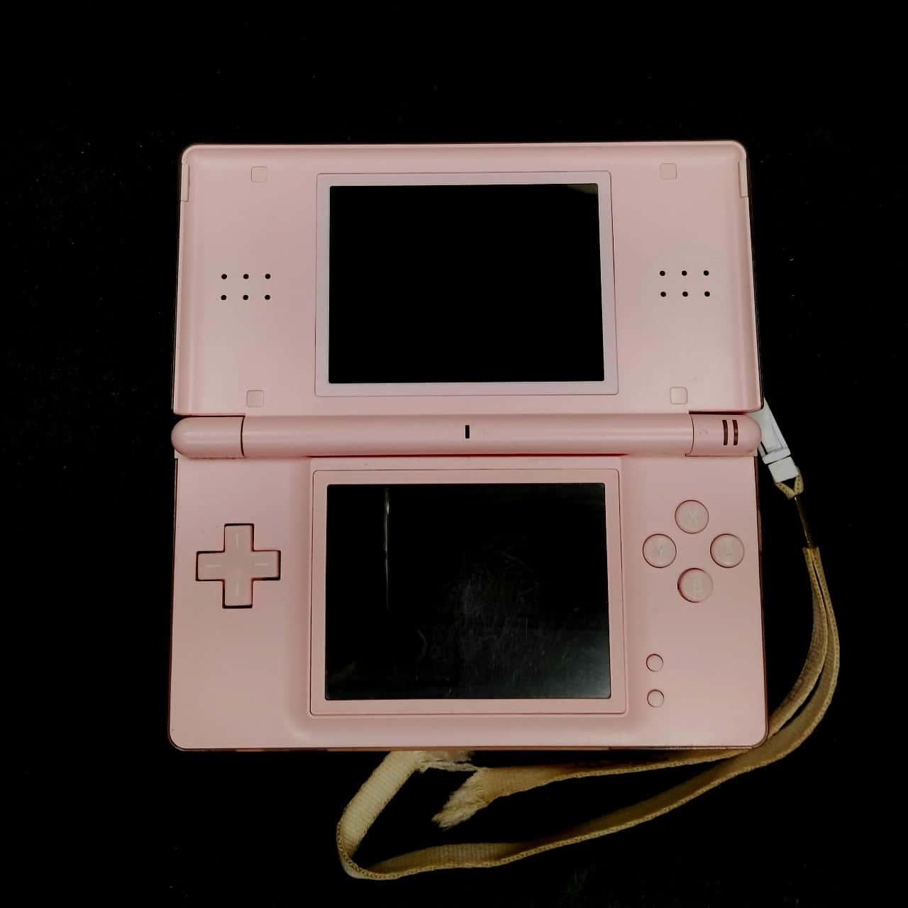 Nintendo DS lite Pink Handheld Gaming Console