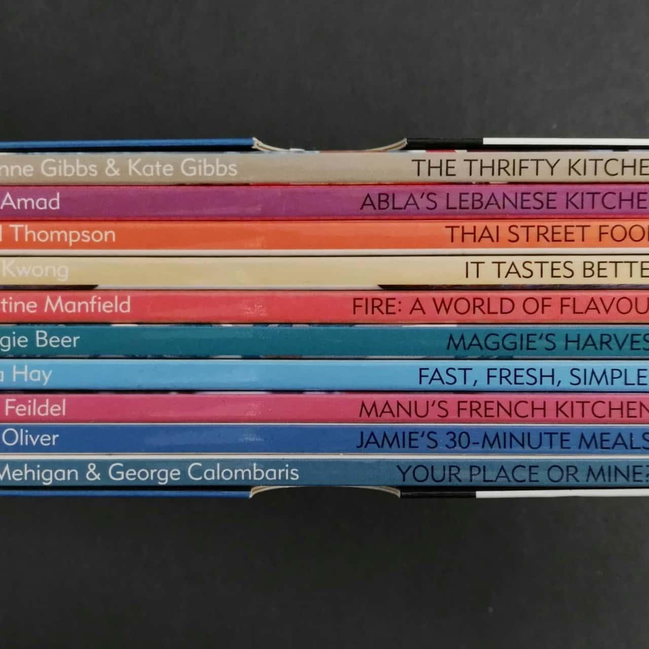 Mini Cookbook Collection