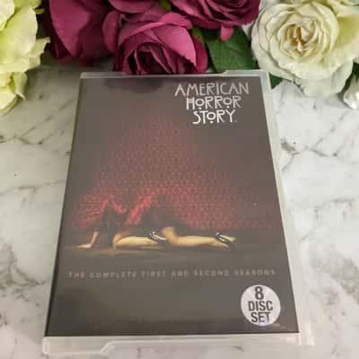 American Horror Stories 8 Disc DVDs Set