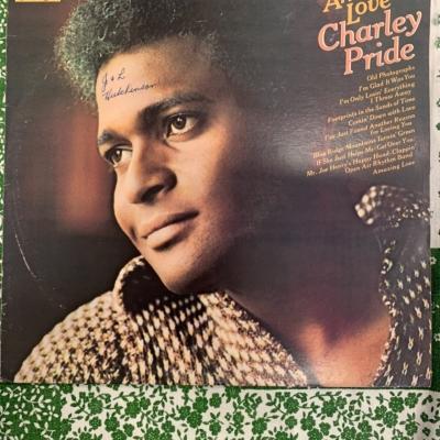 Charley Pride - Amazing Love
