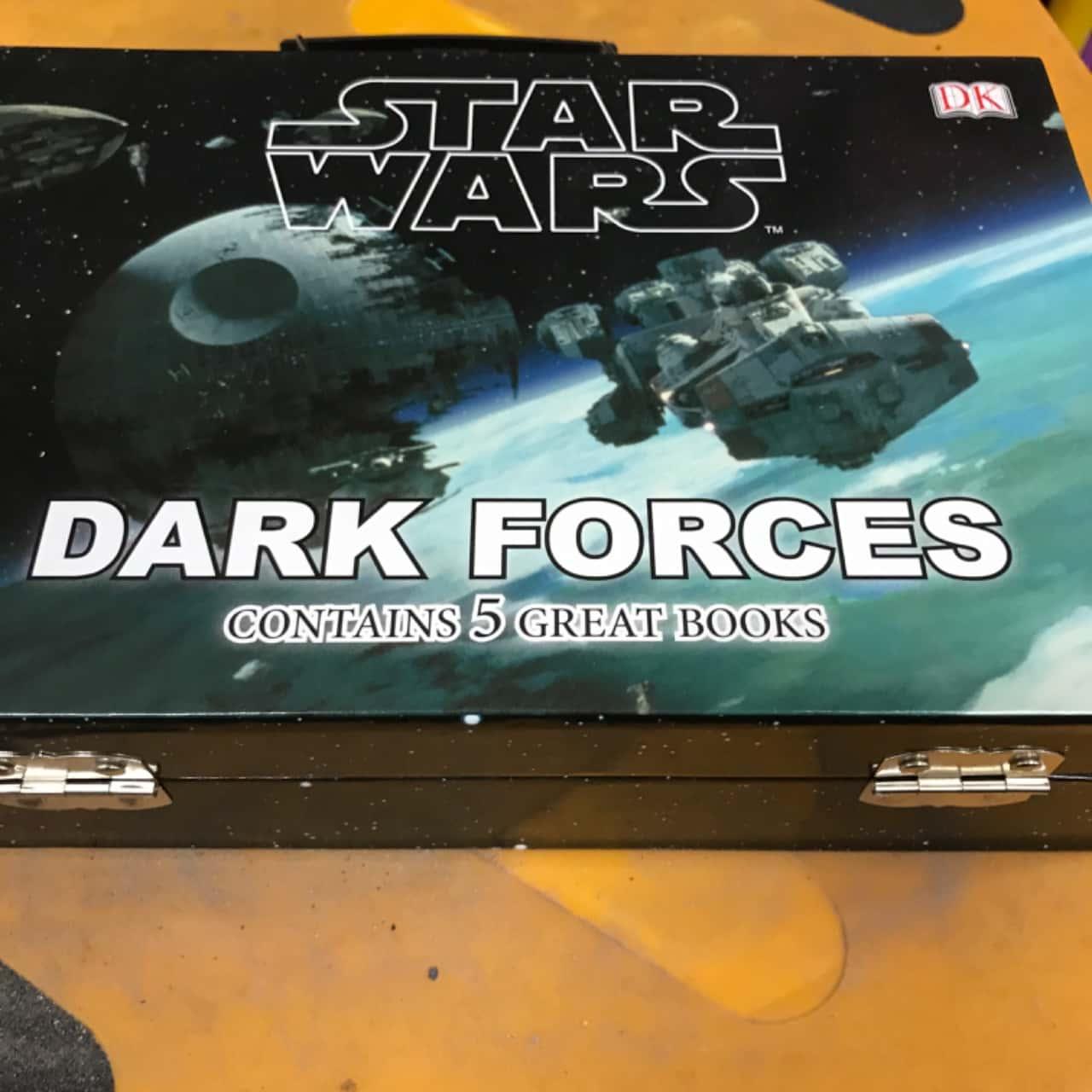 Books 2014 Star Wars Dark Forces